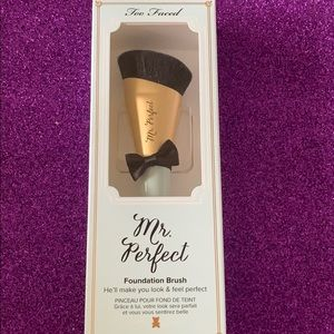 Too faced mr perfect foundation brush